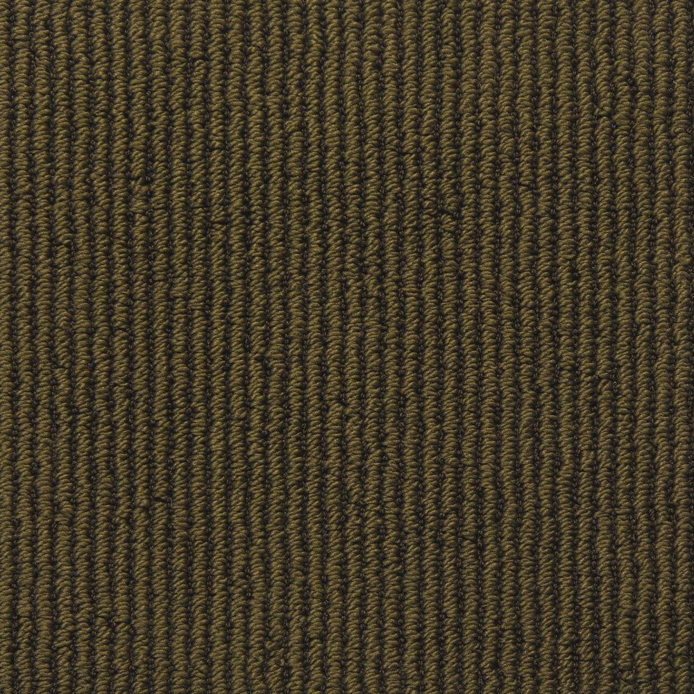 I Walk The Line Cocoa Bean Carpet