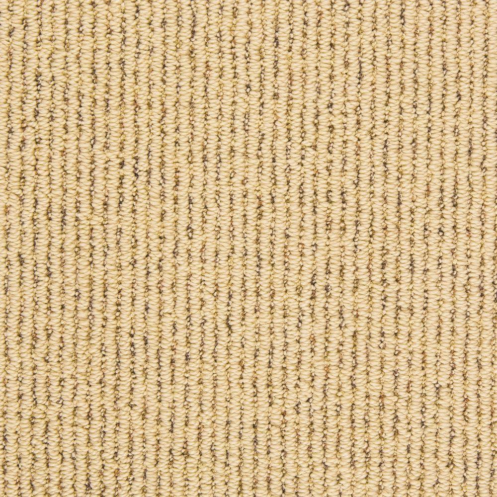 I Walk The Line Spice Ivory Carpet