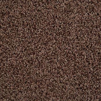 Shimmer Frieze Carpet Chocolate Pizzazz Color