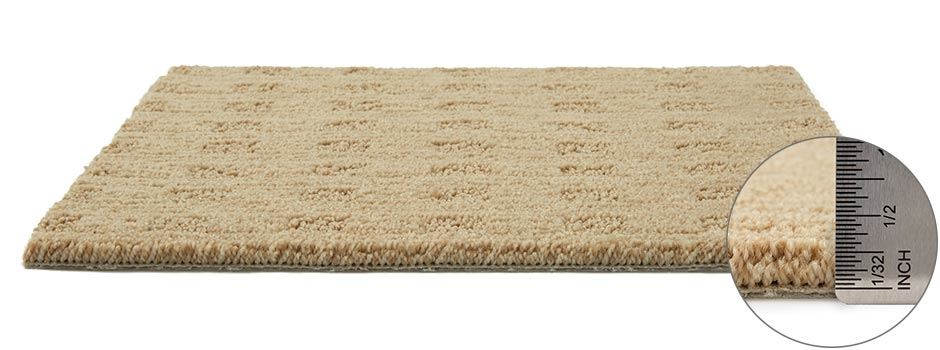 Marquis Carpetside View Showing Texture And Thickness