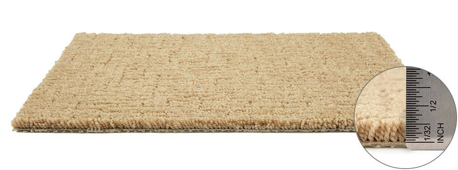Shindig Carpetside View Showing Texture And Thickness