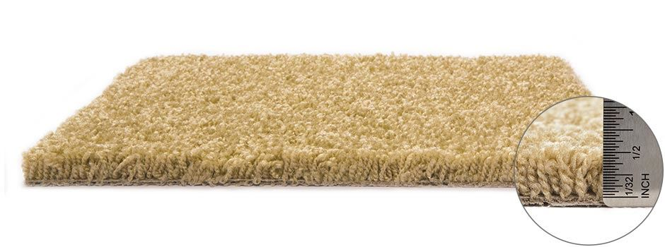 Pendleton Carpetside View Showing Texture And Thickness