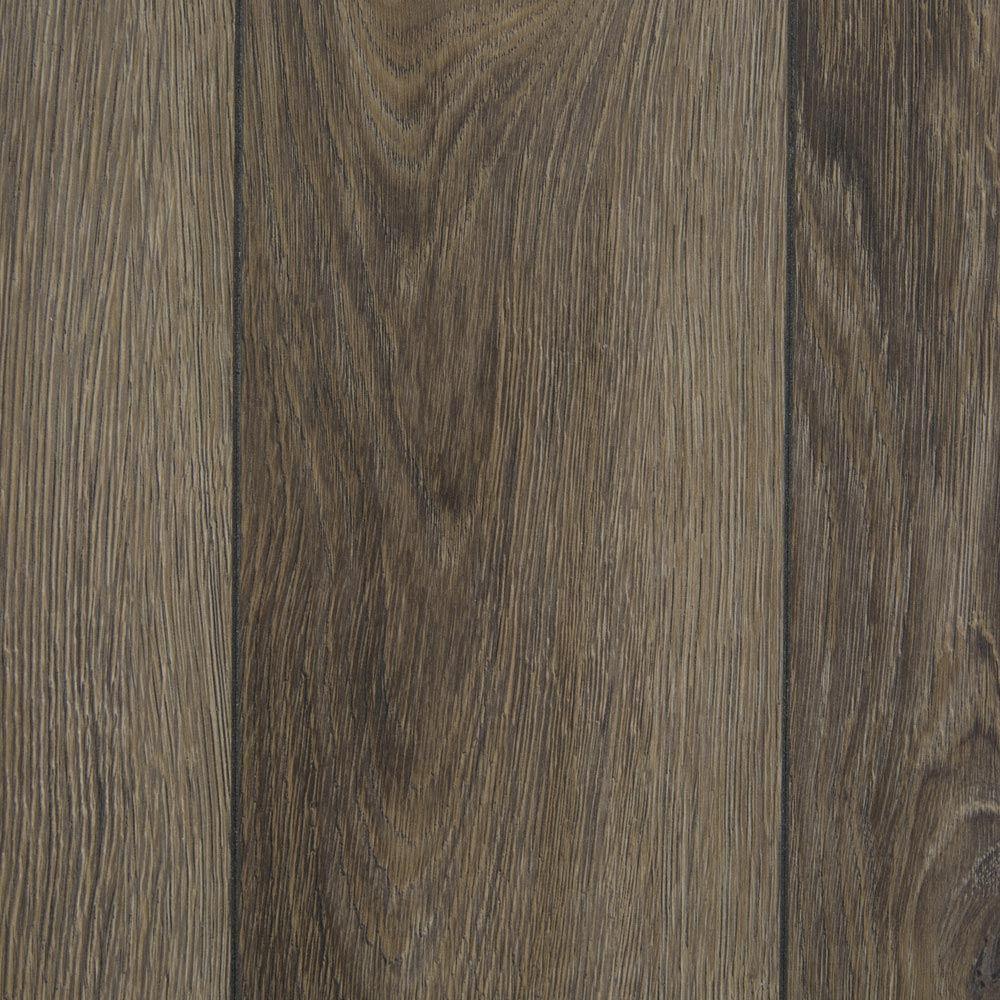 Globalview Wood Laminate Flooring Ash Color
