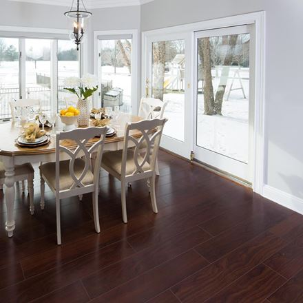 Globalview Wood Laminate Flooring