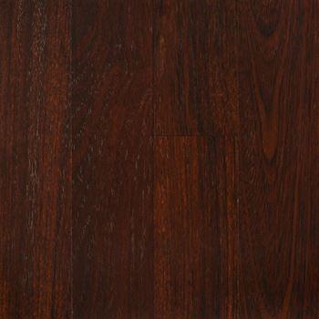 Residence Wood Laminate Flooring Ebony Color
