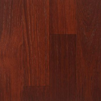 Residence Wood Laminate Flooring Rosewood Color