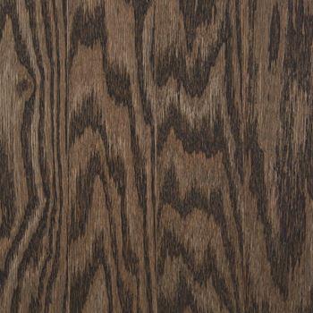 Manchester Solid Hardwood Flooring Oceanside Gray Color