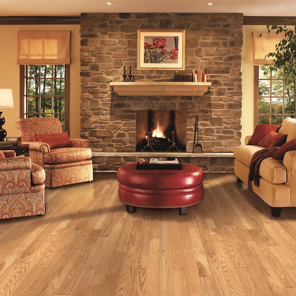 Newport Natural Hardwood