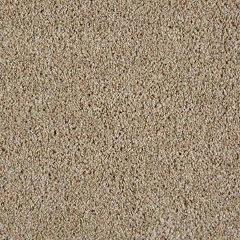 Cool Breeze Plush Carpet Cotton Wood Color