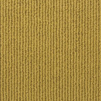 I Walk The Line Berber Carpet Brass Magic Color