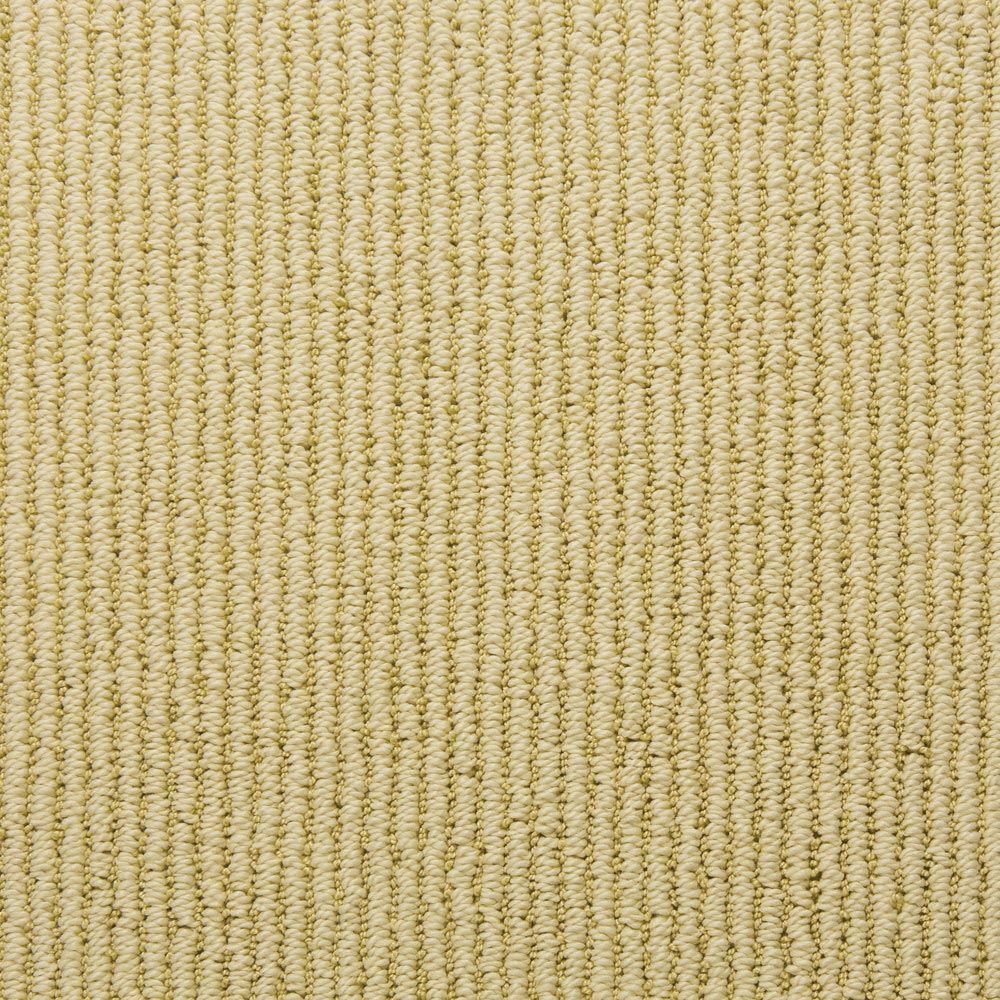 I Walk The Line Soft Ecru Carpet
