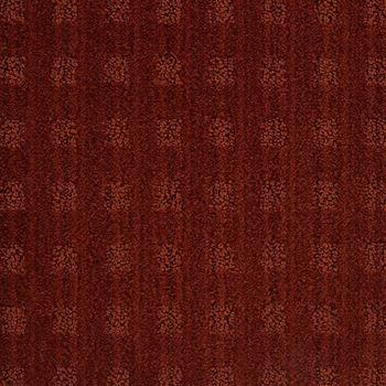 Marquis Pattern Carpet Chili Pepper Color