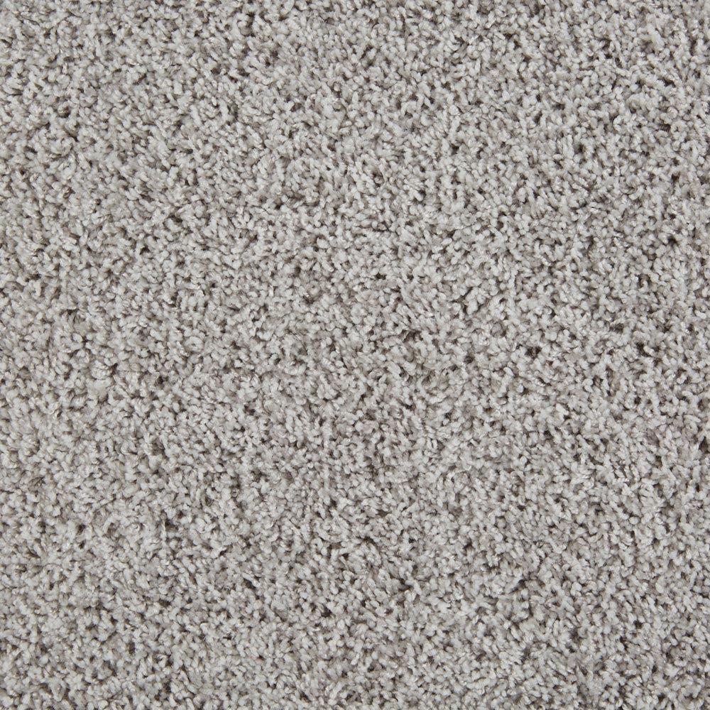 Shimmer Silver Blizzard Carpet