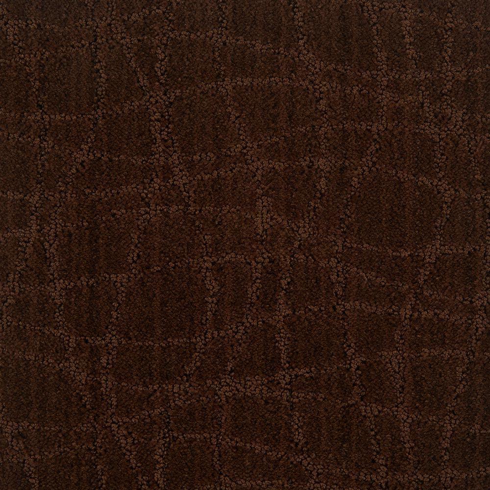 Symphony Catskill Brown Carpet