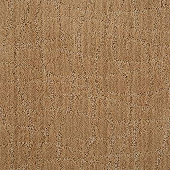 Symphony Pattern Carpet Crushed Cashew Color