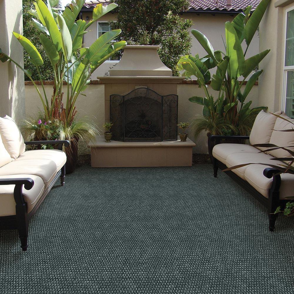 Courtyard Overcast Carpet