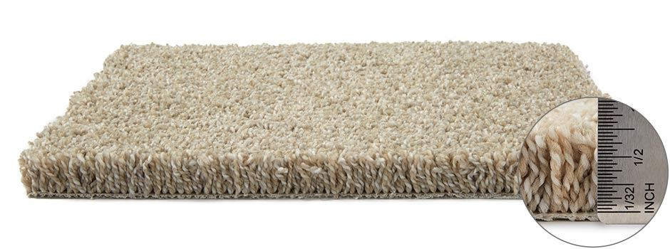 Cool Breeze Carpetside View Showing Texture And Thickness