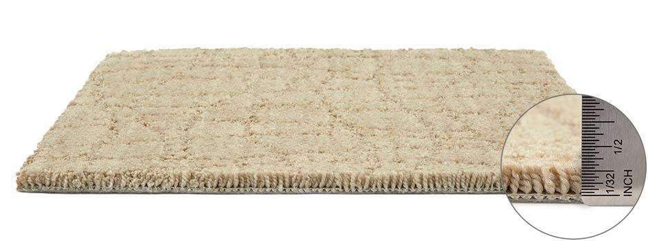 Symphony Carpetside View Showing Texture And Thickness