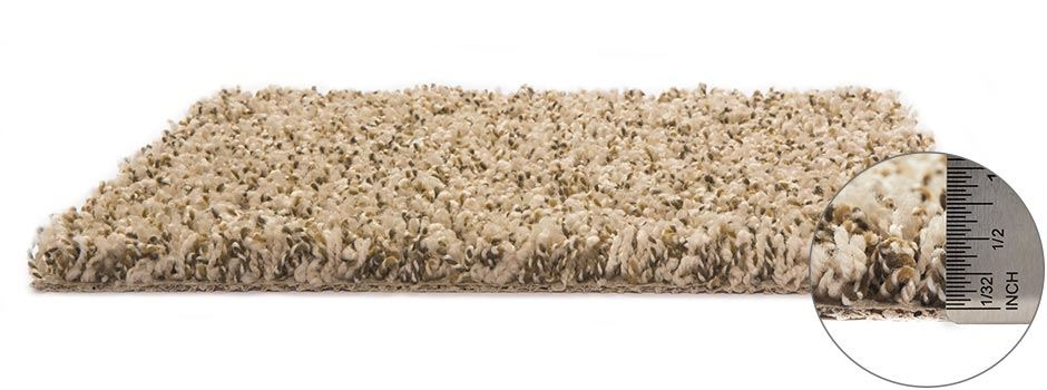 Pullman Carpetside View Showing Texture And Thickness