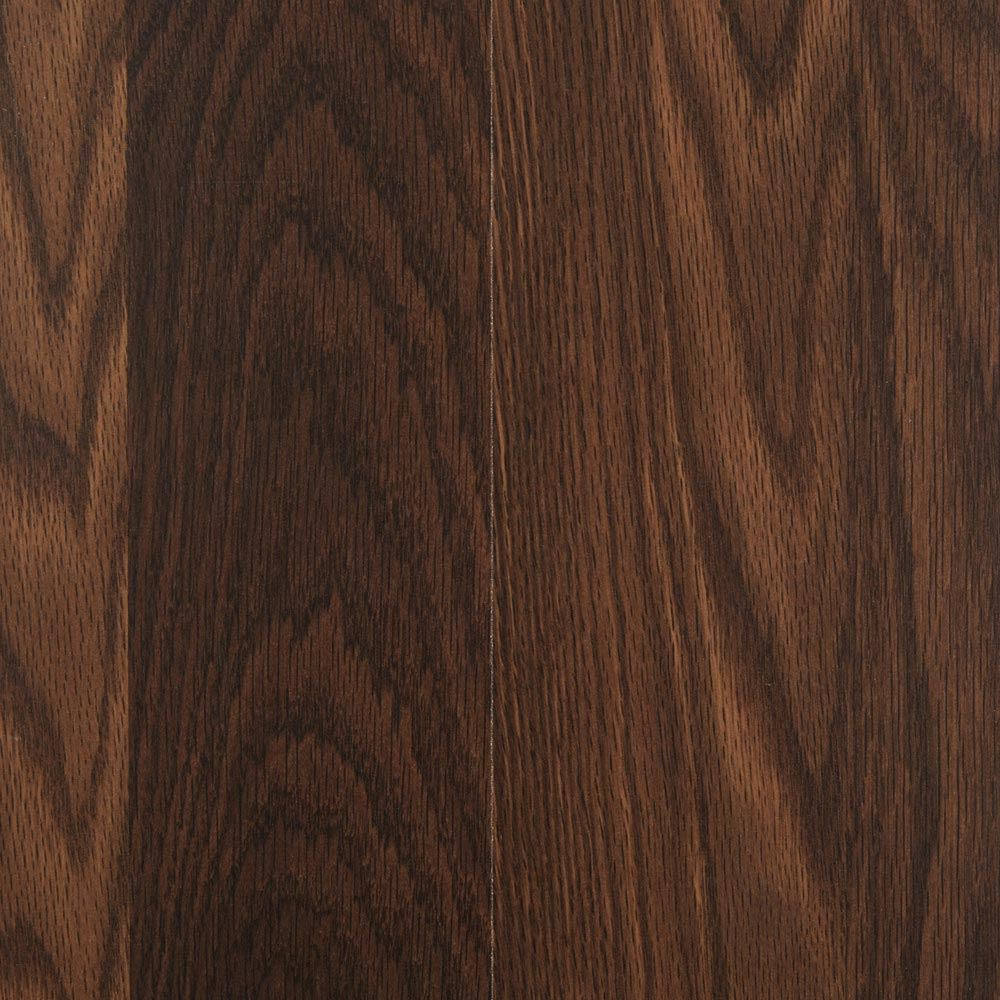 Forestview series chocolate empire today for Hardwood laminate