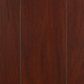 GlobalView Wood Laminate Flooring Chestnut Color