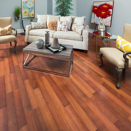 Cityview Wood Laminate Flooring