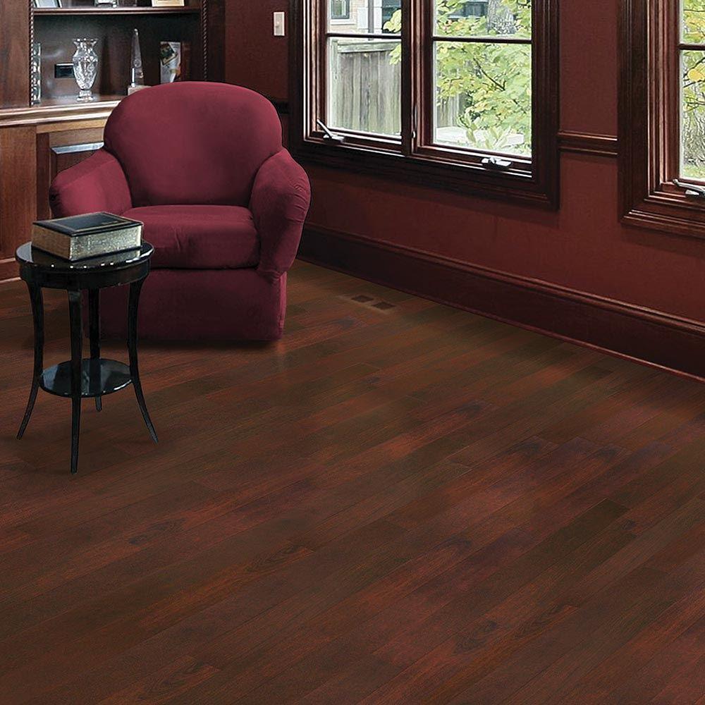 Empire Carpet Vinyl Flooring: Ocean Villa Series Sapele