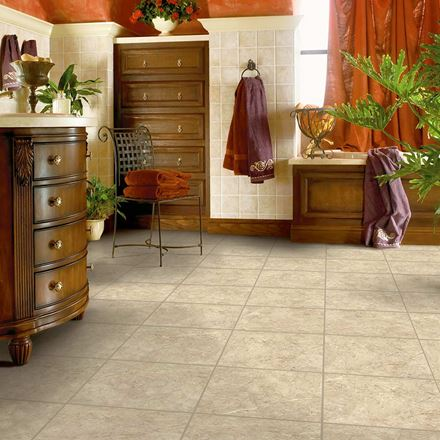 Options Luxury Vinyl Tile Flooring