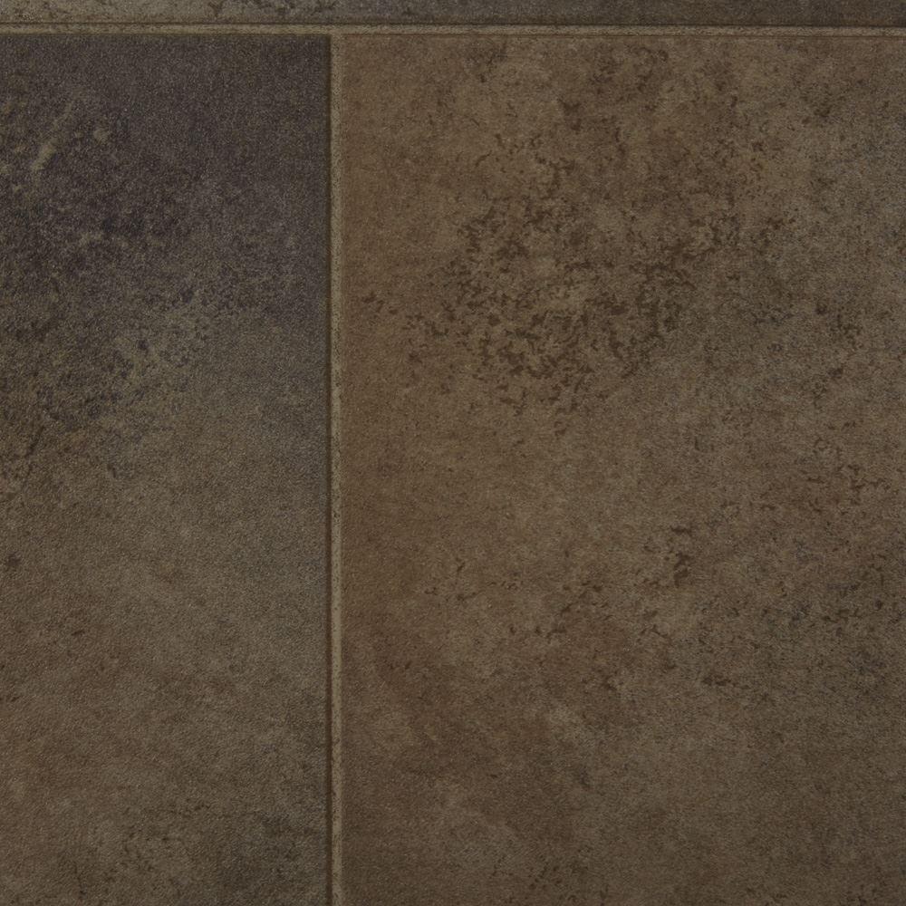 Cobblestone Sheet Vinyl Flooring Loft Route Color