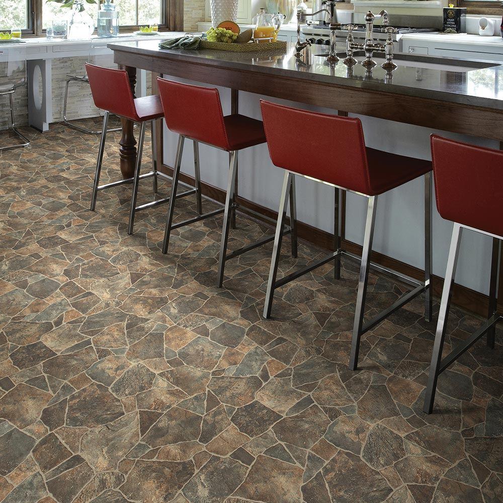 Cobblestone Kitchen Floor Cobblestone Series Empire Today