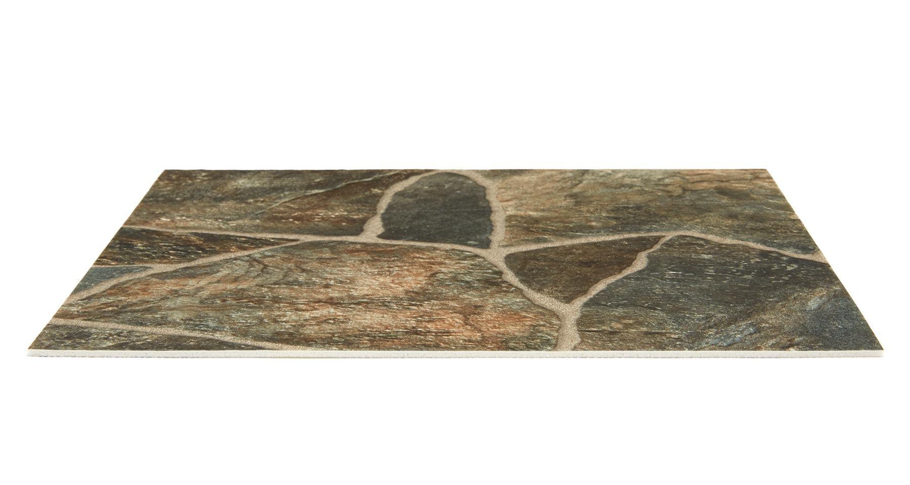 Cobblestone Ocean Walkway Vinyl