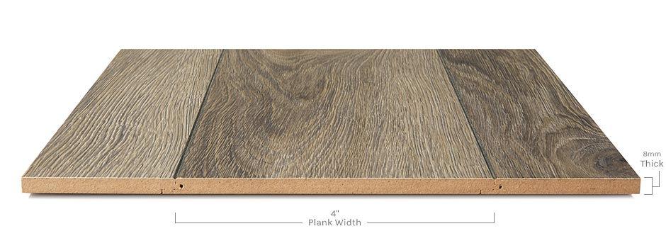 amazing laminate floor thickness contemporary   flooring