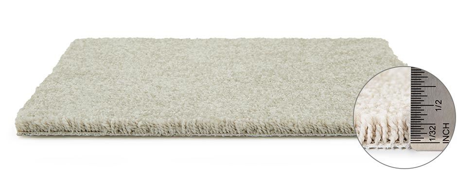 Parlor Carpetside View Showing Texture And Thickness