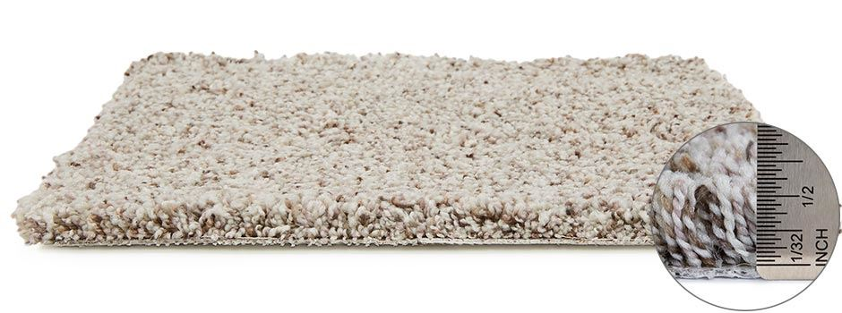 Sidekick Carpetside View Showing Texture And Thickness