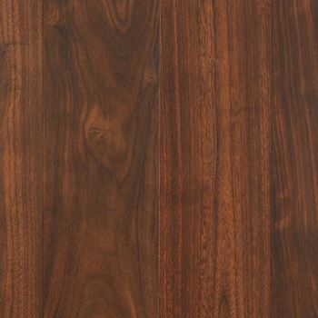 Cityview Wood Laminate Flooring Walnut Color