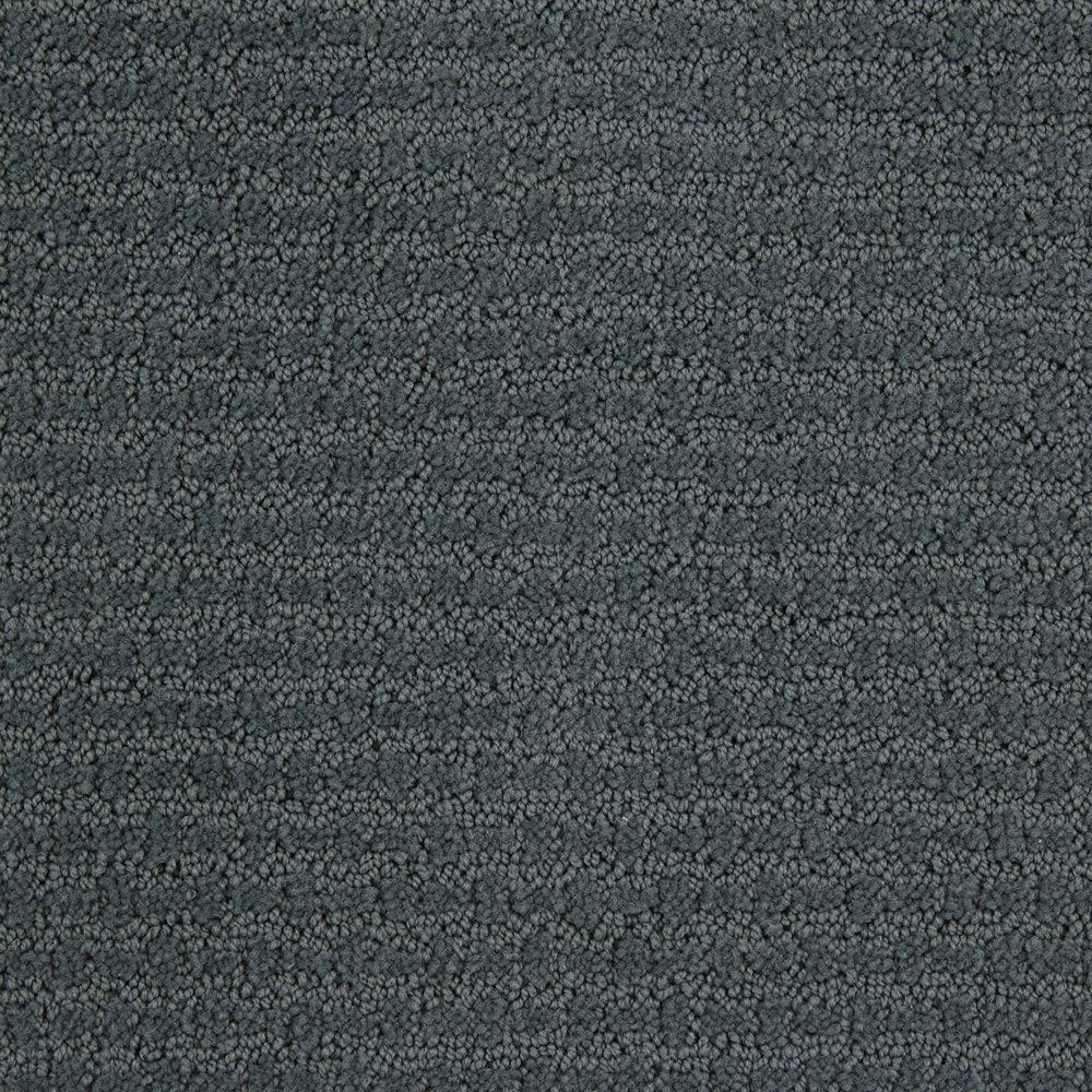 Envision Pattern Carpet Azure Color