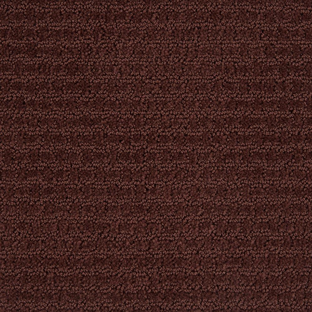 Envision Pattern Carpet Berry Color