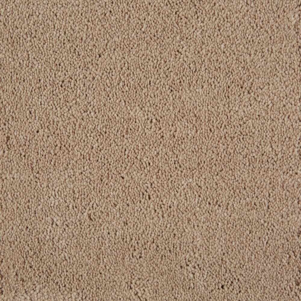 Golden Fields Plush Carpet Cascade Beige Color