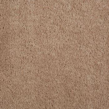 Golden Fields Plush Carpet Castle Tan Color