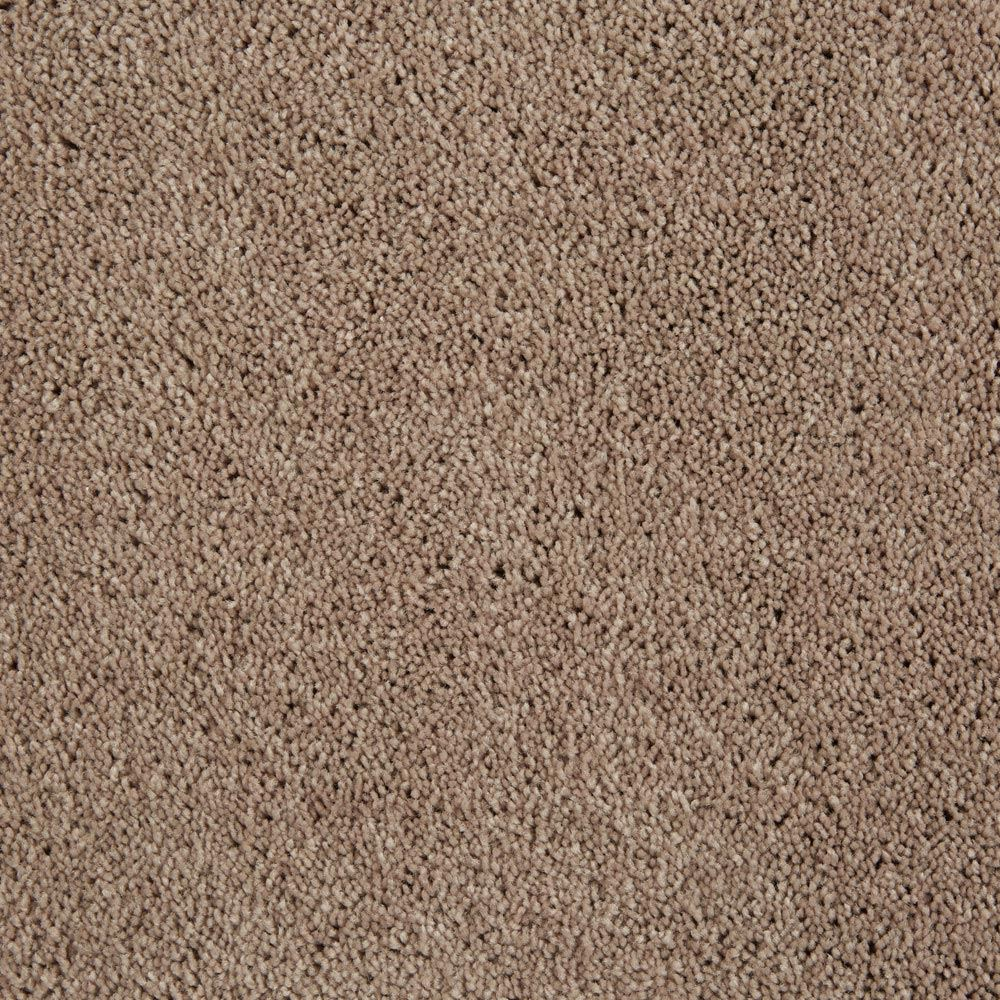 Golden Fields Plush Carpet Harvest Taupe Color