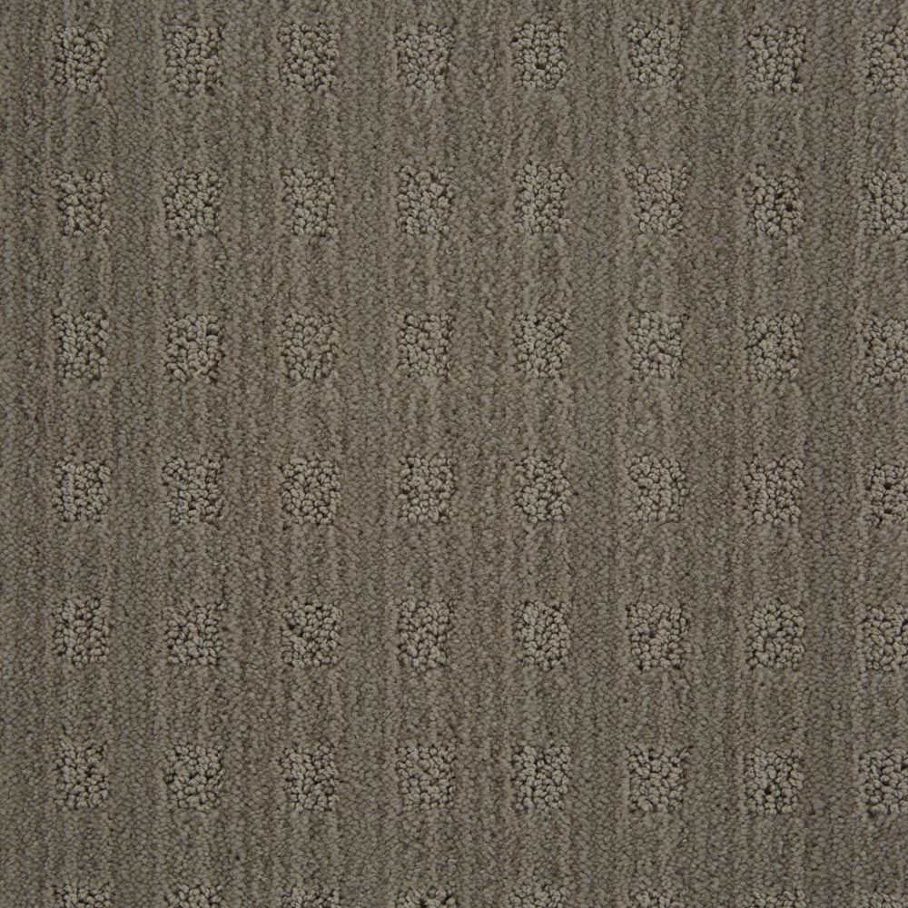 Marquis Pattern Carpet Ash Gray Color