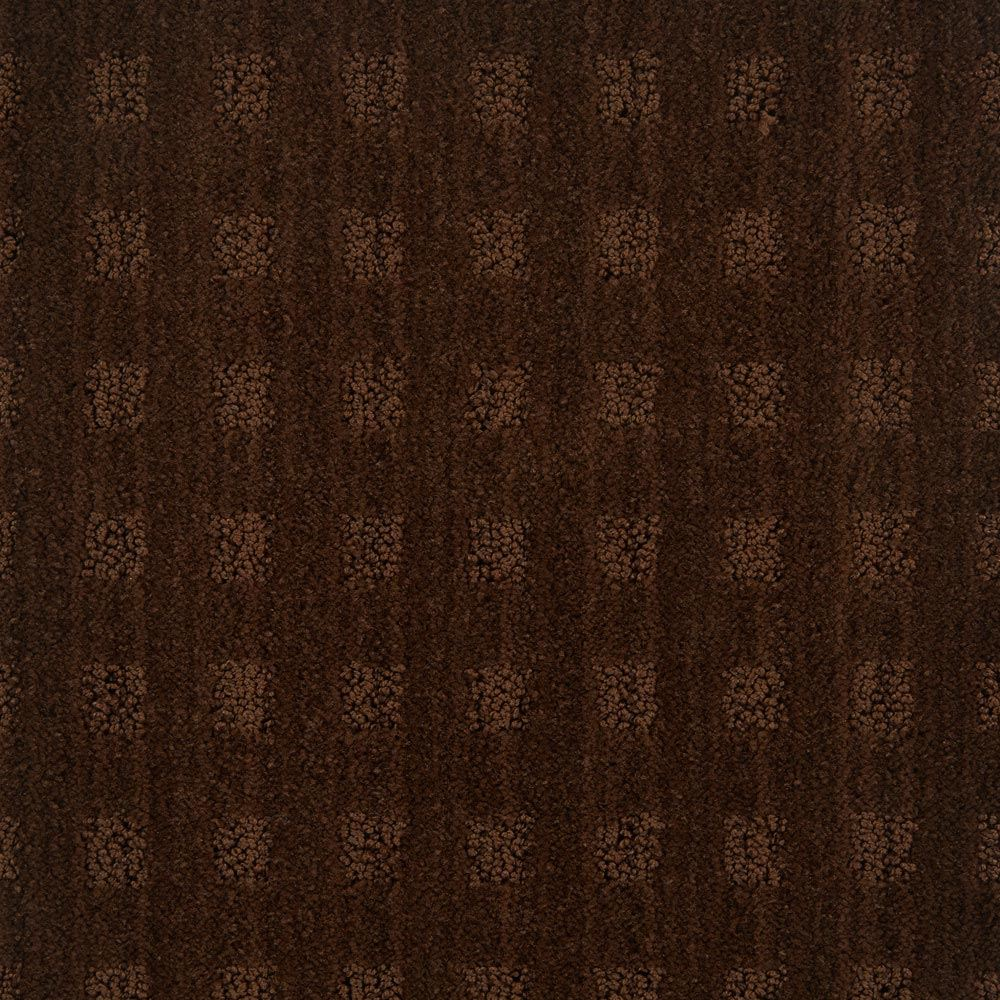 Marquis Pattern Carpet Catskill Brown Color