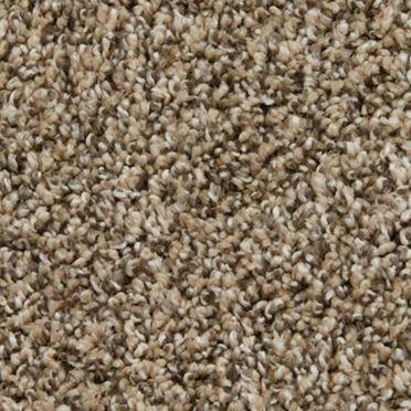 Sunny Isles Frieze Carpet Sephia Tan Color