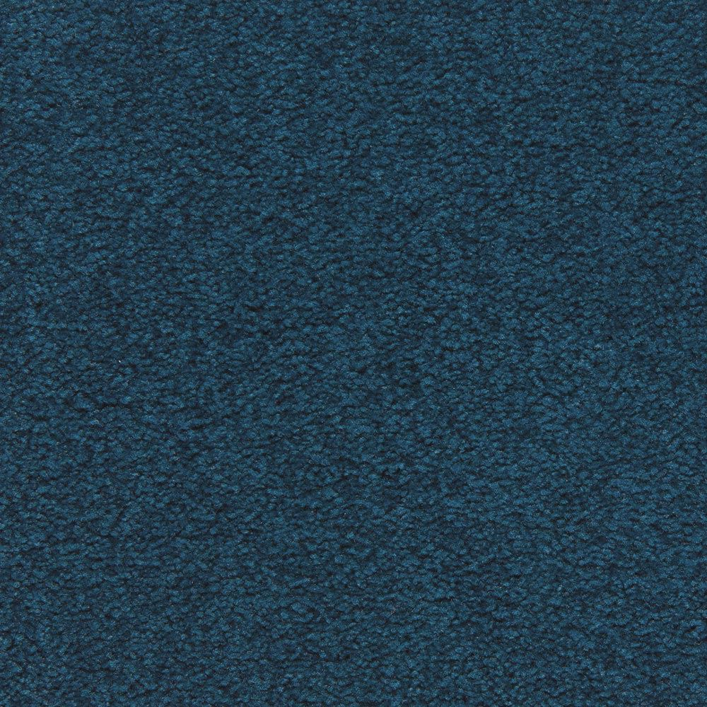Royal Court Plush Carpet Prince Blue Color
