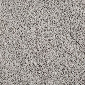 Shimmer Frieze Carpet Silver Blizzard Color