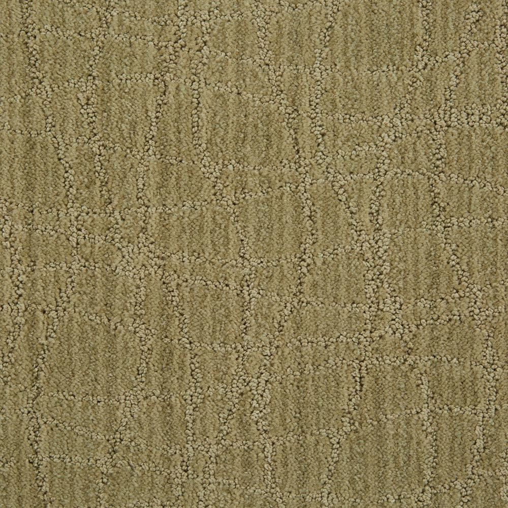 Symphony Pattern Carpet Woven Reed Color
