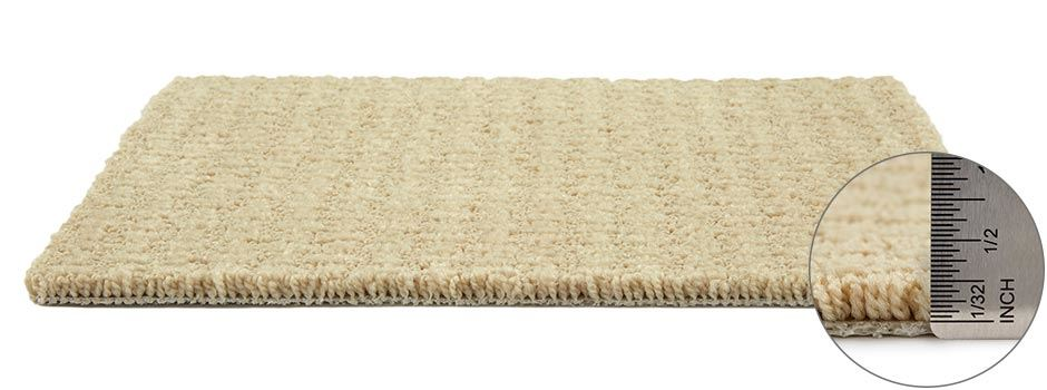Envision Carpetside View Showing Texture And Thickness