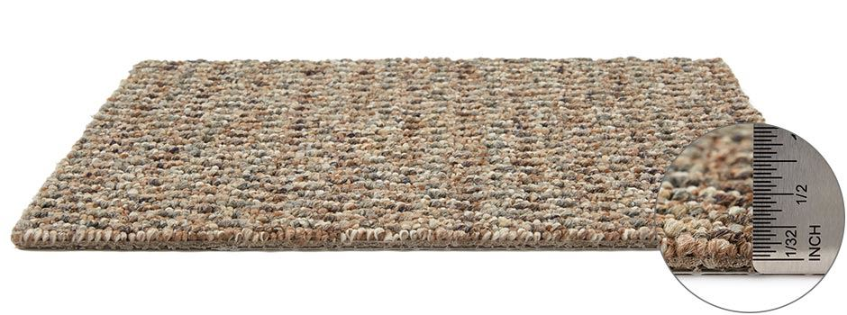Name Game Carpetside View Showing Texture And Thickness