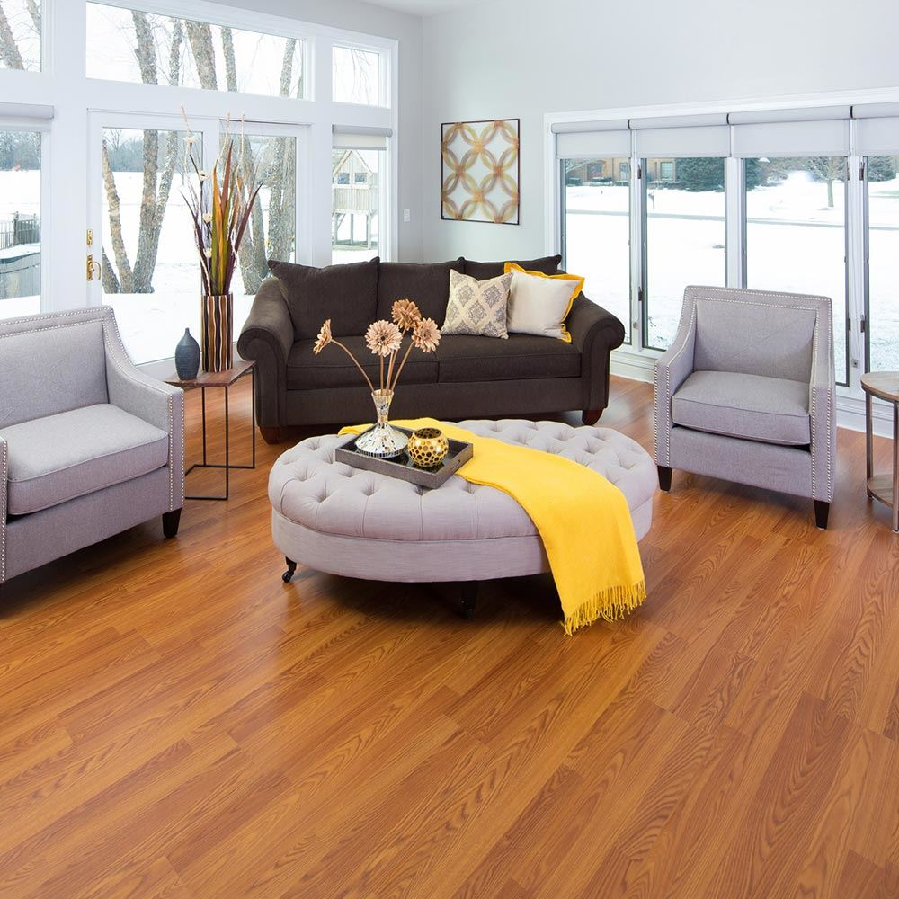 Forestview Butterscotch Laminate