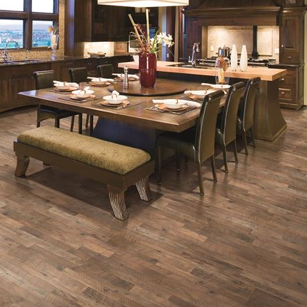 Homestead Wood Laminate Flooring
